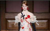 Simone Rocha does Victorian tomboys before heading to Milano