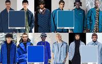 Trend Council : Men's Key Color Report - Fall/Winter 2022