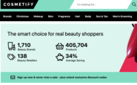 Cosmetify launches first app, claims to save money for beauty shoppers