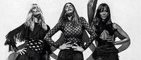 Cindy Crawford, Naomi Campbell e Claudia Schiffer per la nuova campagna P/E 2016 di Balmain