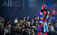 Le PSG met en lumière Koché et Afterhomework lors de sa tournée en Chine