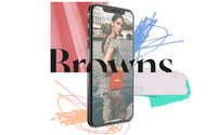 Farfetch's Browns launches mobile shopping and content app