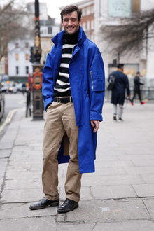 Street Fashion London N262