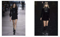 Saint Laurent-Celine – головоломка для байеров