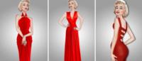 Estilistas criam vestidos inspirados em Marilyn Monroe