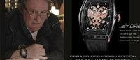 """Cvstos lancia l'orologio """"Gérard Depardieu"""" con l'aquila russa"""