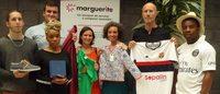Marguerite décharge les jeunes créateurs de leur administratif et de leur logistique.