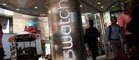 Swatch открыл pop-up store в Москве