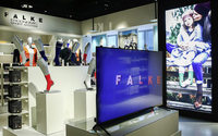 Falke eröffnet Store in Beijing