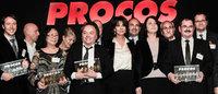 Prix Procos 2013: Repetto et l'Atoll d'Angers récompensés