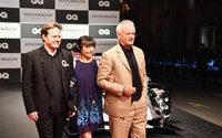 GQ-Award zeichnet Philipp Plein als Modedesigner des Jahres aus