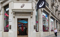 Asics opens its largest flagship store yet on Regent Street