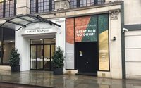 Harvey Nichols accused of sexism over London store sign