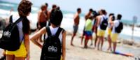 La agencia Elite recluta en las playas