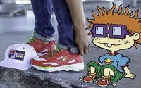 Champs Sports unveils exclusive Fila x Rugrats collection