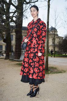 Street Fashion Paris Hc 1