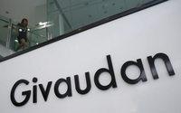 Givaudan confirms 2020 guidance, first half net profit up 2.3%