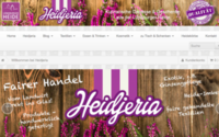 Heidjeria startet Online-Shop