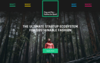 "Plug and Play, Kering unveil the 12 companies selected for ""Fashion for Good"""
