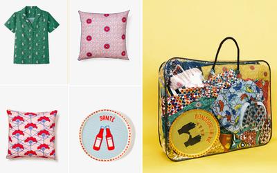monoprix donne un pop up sa collaboration avec maison ch teau rouge actualit collection. Black Bedroom Furniture Sets. Home Design Ideas