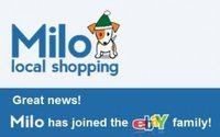 eBay schnappt sich Einkaufsführer milo.com