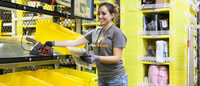 Amazon to open fulfillment center in Dallas creating hundreds of full-time jobs