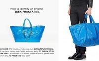 Как отличить сумку Ikea от подделки