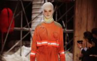Показ Calvin Klein в Нью-Йорке: лыжная одиссея в духе поп-арт