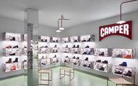 Camper abre su primera tienda en Amberes