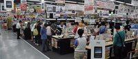 各国游客在日本爱购商品榜出炉