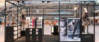 Wolford Pop-Up-Store zu Gast am Hamburger Flughafen