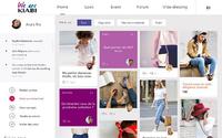 Kiabi  lance son propre réseau social