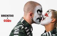 Birkenstock bringt Kollektion mit 032c heraus