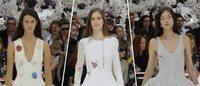 雪国女王 Dior2014高级定制时装发布