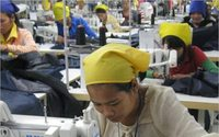 Cambodia's garment sector exports more, employs less