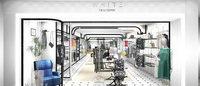 スタッフ全員が女性、青山商事が初のウィメンズ専門店「ホワイト ザ・スーツカンパニー」オープン