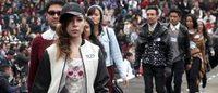 Unos 3.084 participantes en desfile de moda más grande del mundo en México