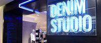 世界最大のデニム売場、英老舗百貨店に誕生