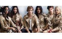 Burberry revenue jumps, sees profits hit by currency headwinds
