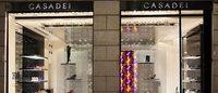 Casadei lancia il servizio Blade Bespoke nella boutique milanese