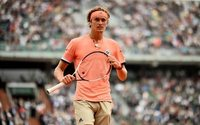 Zegna fait appel au tennisman Alexander Zverev