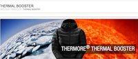 """Thermore presenta """"Thermal Booster"""", la ropa que se calienta cuando baja la temperatura"""