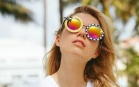 Sunday Someday partners with Happy Socks for sunglasses capsule