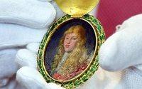 Goldenes Medaillon aus 'Sophienschatz' zurück in Dresden
