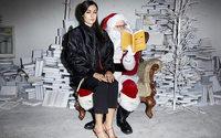 Саша Грей выпустила новогоднюю коллекцию одежды