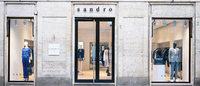 Sandro apre a Torino la sua quarta boutique italiana