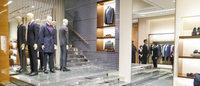 「エルメネジルド ゼニア」アジア最大のグローバルストア公開 全コレクションが一堂に