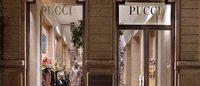 Emilio Pucci in Montenapoleone con il concept 'Palazzo'
