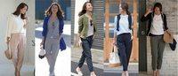 「#ユニジョ」投稿増から商品化 ユニクロ新定番ジョガーパンツに女性用が登場