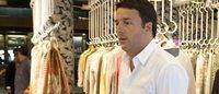 Giorgio Armani dá conselhos de moda ao Primeiro-ministro italiano